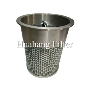 Filtro de aceite de retorno de magnético CLQ60*100