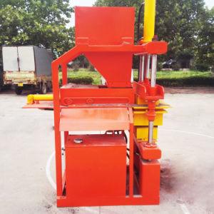 Ly2-10 Interlocking Brick Making Compressed Earth Block/Brick Machine Price