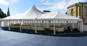 Tent van de Partij van het Banket van de Markttent van de Vervaardiging van de Gebeurtenis van het huwelijk de Commerciële Duidelijke