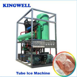 Kingwell 10t 25t/день трубы льда Ice трубы Maker машины