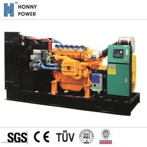 Ce & ISO approuvé 20kVA-2000kVA Groupe électrogène de gaz naturel de biogaz à meilleur prix
