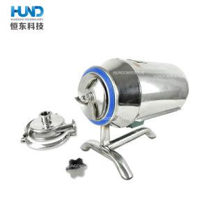 Aço inoxidável bomba centrífuga para líquidos alimentares
