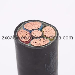 Conducteur en cuivre de l'énergie basse tension Gaine en PVC avec isolation XLPE Câble d'alimentation