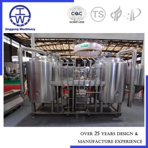 La bière de l'équipement micro brasserie 300L 500L 1000L par lot