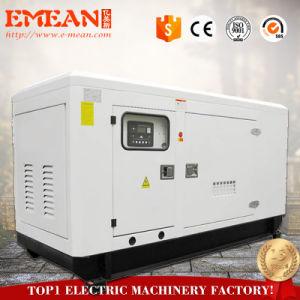1/3 di fase con il generatore diesel insonorizzato autoalimentato Perkins 10kw 12.5kVA