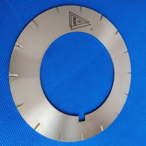 Lamierina di taglio rotativa della striscia d'acciaio materiale di Ld HSS per elaborare del metallo