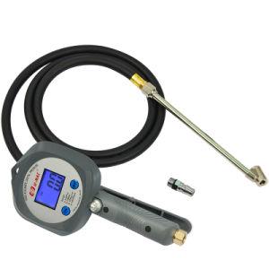 3 en 1 Resolución de 0,1 PSI Durable Herramientas Herramientas de Auto Reparación de neumáticos coche Neumáticos Calibre digital inflador de aire
