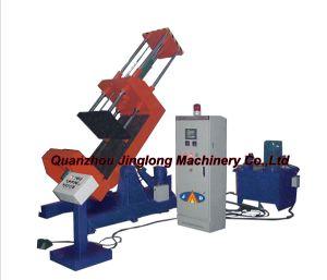 Qualitäts-Aluminiumneigung-Schwerkraft Druckguss-Maschine (JD-650-75A)