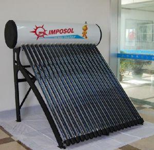 100L-300L Nonpressure에 의하여 직류 전기를 통하는 강철 진공관 태양 에너지 온수기