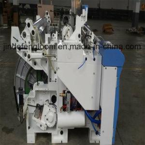 二重カラー綿の糸の編む空気ジェット機力織機機械