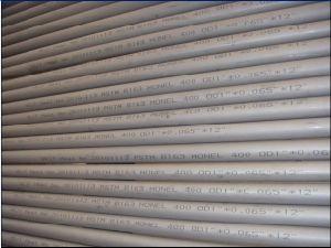 Tubo senza giunte di Monel400/Alloy400/UNS N04400/tubo