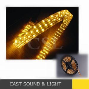 Esterno dell'interno della striscia flessibile di RGB LED dell'indicatore luminoso di striscia di RGB LED