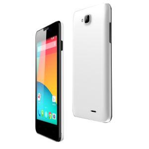 Telefone móvel celular com 4,5 polegadas/GSM/WCDMA (X466)