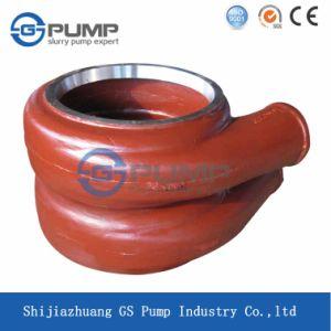 As peças da bomba de chorume de lavagem de carvão A05 revestimento resistente a abrasão