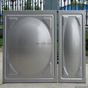 Stainlesの鋼鉄304ポンプ水処理設備が付いている316の水容器