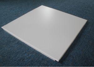 Construction en aluminiumenduit de poudre de matériaux de construction en aluminium anti ignifugé Ox les carreaux de plafond