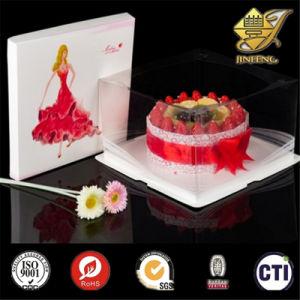 100 % du nouveau matériel film PET rigide transparente pour l'emballage de gâteau