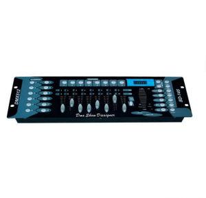 同価の段階のための販売の国際規格DMX512のコンピュータのコントローラはコンソールDJ 512 DMXのコントローラ装置のディスコをつける