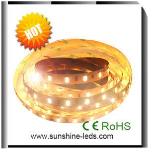 White caldo Sumsang SMD 5630 24V LED Strip Light