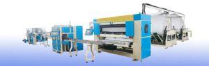 10L tecido Facial Automática Máquina de Dobragem do Papel rebobinador de papel de Linha