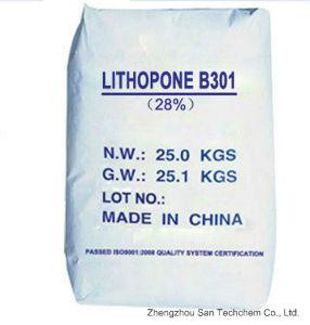 Het Lithopoon B301/B311 2830%/30% van het Pigment van de Fabriek van ISO