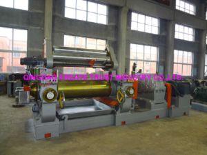 Стан крена резины 2 конфигурации Китая верхний (XK400B)