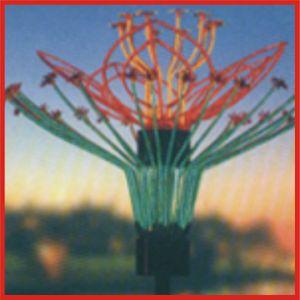De LEIDENE van de Decoratie van het nieuwjaar Lamp van het Vuurwerk voor de Techniek van de Verlichting (CE/RoHS/SAA)