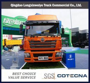 De HoofdVrachtwagen van de Tractor van Dlong F3000 van Shacman 6*4