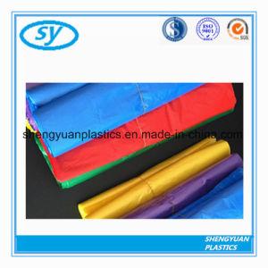 Coloré impression personnalisé sac à ordures jetables