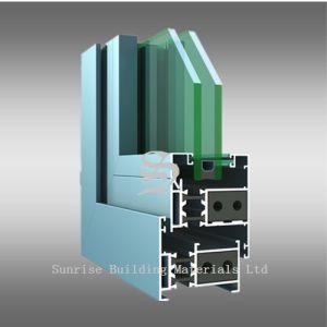 Profile di alluminio per Aluminium Door e Window Frames