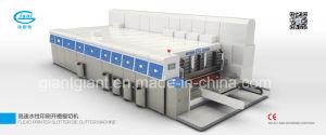 Macchina di scanalatura e tagliante di stampa automatica di Flexo