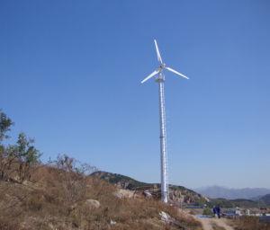 Ah-2kw generador de energía eólica para la aplicación de la estación de telecomunicaciones