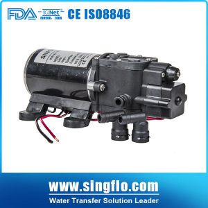 Singflo 12V DC Electric Agricultural PumpかAgriculture Battery Sprayer Pump/Auto Electric Water Pump