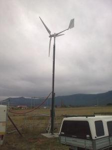 FY-1000W 바람 터빈 발전기