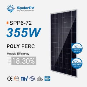 Spolarpv Poly 340W Panneau Solaire système solaire pour la maison au meilleur prix pour le système d'énergie solaire