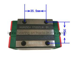 Binario di guida lineare che sopporta il cuscinetto HGH30ca Hgw30cc di movimento lineare