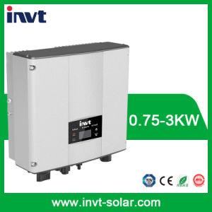0.75kw-3kw単一フェーズの格子によって結ばれる太陽発電機