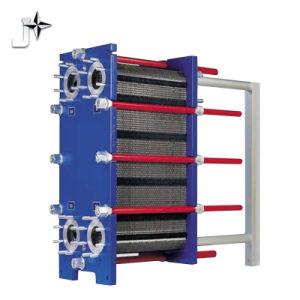 Warmtewisselaar van de Plaat van de hoog-Veiligheid van Apv H17 de Mariene Voor het Verwarmen en het Koelen