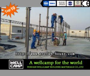 Proyecto de Omán moderno móvil casa prefabricada para oficina