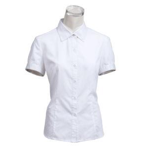 Signore Fashionable Shirt Design per Summer Shl-01