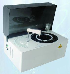 200 essais/heure entièrement automatique de la biochimie, de l'analyseur analyseur de chimie clinique