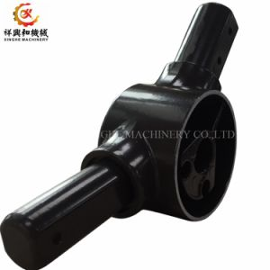 Kundenspezifische Aluminiumhochdruck Druckguss-Teile