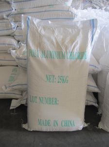 Het Witte High-Purity Poeder van uitstekende kwaliteit van het Chloride van het Poly-aluminium PAC