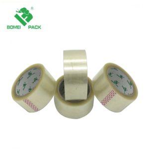 BOPP adhesivo de caucho sintético de la cinta de embalaje
