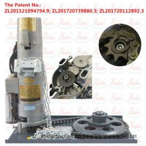 De Rolling Motor van de Motor 600kg van het Blind van de Rol van de reactie en van de Alarminstallatie