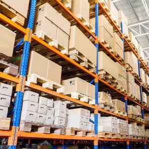 Heavy Duty industriels Entrepôt de stockage en rack de palettes en acier