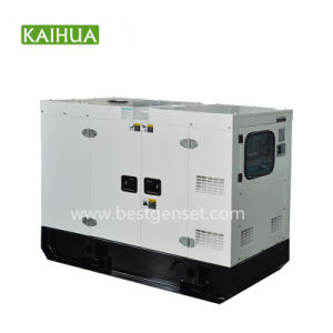 Industrieller 50kw/62.5kVA Cummins Dieselgenerator-Set-leiser Typ