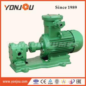 Bomba de engranajes de transferencia de aceite Yonjou