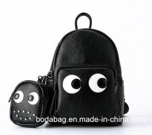 2018 ojos de de moda Nuevo mini Bolsa estilo mochila suave cuero rIx0qWrZwO