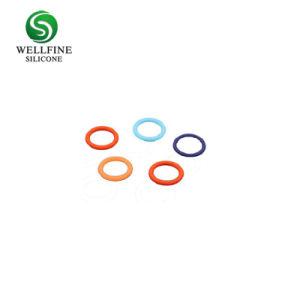 Grau alimentício em borracha de silicone macia o Anel de Vedação